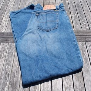 Lucky Brand Style 91 Relaxed Long Mens Jeans 40